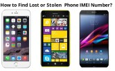 How to Find Lost or stolen Phone IMEI Number