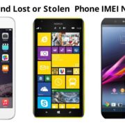 How to Find Lost Phone IMEI Number of Your Windows,Android and iPhone?